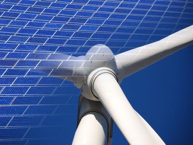 Wind Energy and Photovoltaics